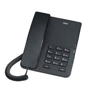 karel tm140 siyahmasaüstü telefon
